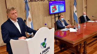 Más restricciones en La Pampa: mínima circulación y suspenden las clases presenciales