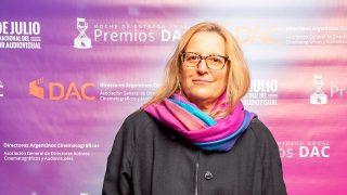 La pampeana Franca González, una de las mejores documentalistas del país