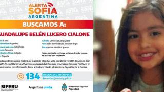 Alerta Sofía por la desaparición de Guadalupe