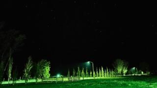 La noche en el pueblo